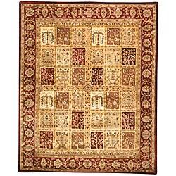 Safavieh Handmade Classic Empire Wool Panel Rug (7'6 x 9'6)