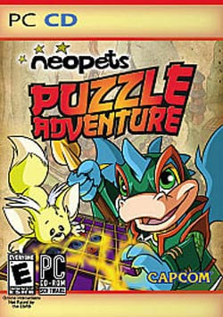 PC - Capcom Neopets Puzzle Adventure