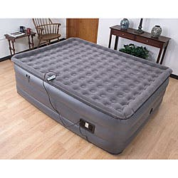 Raised Pillowtop King Size Air Bed