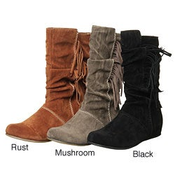 MIA Women's 'Taboo' Boots - Thumbnail 0