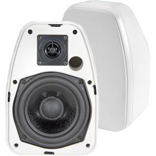 Bic America Adatto Dv52siw Adatto Indoor/outdoor Speakers (white)