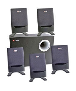 Thumbnail 1, Labtec Arena 675 5.1 Home Theater Speakers System.