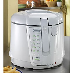 DeLonghi Cool-touch Electric Deep Fryer