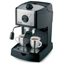 DeLonghi EC155 Pump Espresso and Cappuccino Machine|https://ak1.ostkcdn.com/images/products/P11470986a.jpg?impolicy=medium
