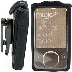 Action Jacket for 80 GB Microsoft Zune