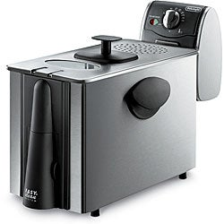 DeLonghi D14522DZ Dual-zone Stainless Steel Fryer