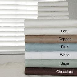 Egyptian Cotton 500 Thread Count 6-piece Sheet Set - Thumbnail 0