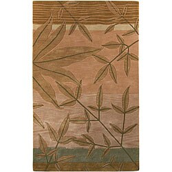 Shop Hand Tufted Tuscan Villa Collection Thomasville Wool