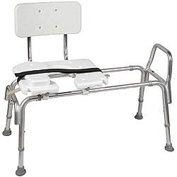 Mabis Healthcare Bath Bench