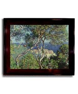 Monet Framed Canvas Impressionism Art - Multi - Thumbnail 0