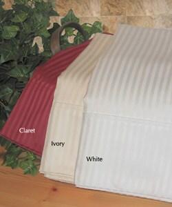 Tuxedo Stripe 600 Thread Count Sheet Set - Thumbnail 0