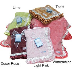 Shop Babykins Sweet Heart Baby Blanket Free Shipping On