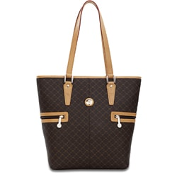 Rioni Signature Tall Shopper Tote Bag
