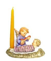 Hummel Lullaby Candleholder Figurine