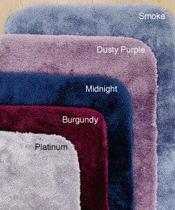 Wamsutta Midnight Blue Bath Rugs (Set Of 2 )