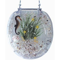 Trimmer Polyresin Toilet Seat
