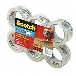 3M High-performance Packaging Tape (Pack of 6)