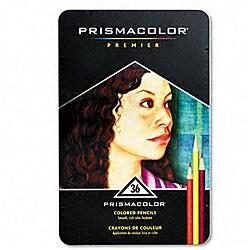 Prismacolor Thick Lead Art Pencils (Pack of 36)