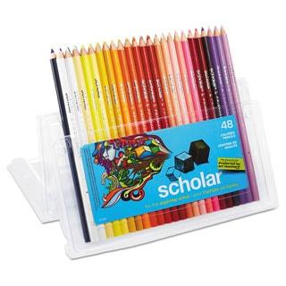 Prismacolor Scholar Colored Pencils, set of 48 Assorted Colors