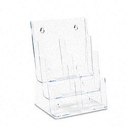 Deflecto Three-tier Multi-Pocket Docuholder