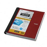 Mead Wirebound 5-Subject Pocket Notebook