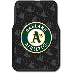 Oakland Athletics Car Floor Mats (Set of 2) https://ak1.ostkcdn.com/images/products/P11540899.jpg?impolicy=medium