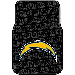 San Diego Chargers Front Floor Mats (Set of 2)