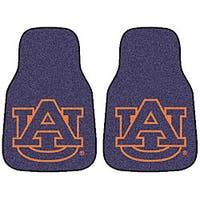 Auburn University 2-piece Car Mat Set