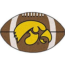 Fanmats NCAA University of Iowa Football Mat (22 x 35)