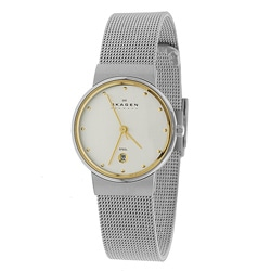 Skagen Women's 355SGSC Stainless Steel Mesh Watch