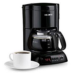 Mr Coffee Coffee Maker Not Working : Mr. Coffee 4-cup Programmable Black Coffee Maker - Free Shipping On Orders Over USD 45 - Overstock ...