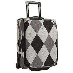 Hurley Bailey Upright Wheeled Suitcase
