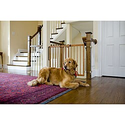The Wooden Pet Gate