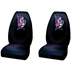 Gothic Fairy Car Seat Covers - Cover Dudes