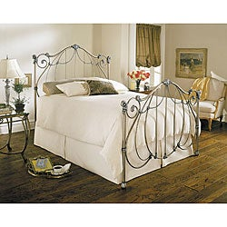 monique queen size bed with frame - Full Sized Bed Frames