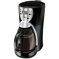 Mr. Coffee 12-cup Programmable Auto-off Coffee Maker