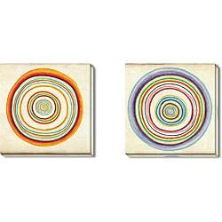 Gallery Direct Benjamin Arnot 'Speed of Light' Gallery-wrapped Art Set