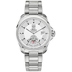 Tag Heuer 'Grand Carrera' Automatic Men's Watch - Thumbnail 0