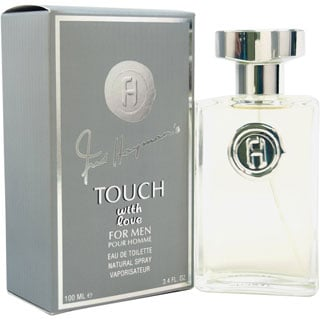 Fred Hayman Touch with Love Men's 3.4-ounce Eau de Toilette Spray