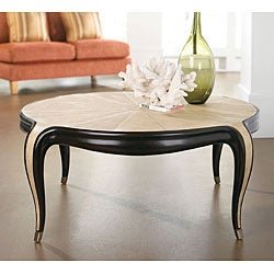 thomasville bogart luxe del mar cocktail table - free shipping