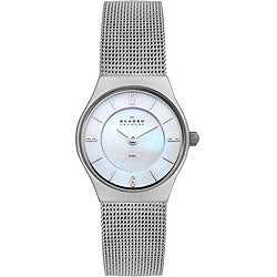 Skagen Women's 233XSSS Stainless Steel Watch