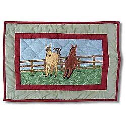 Horse 13x19-inch Placemats (Set of 4)
