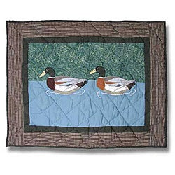 Mallard 13x19-inch Placemats (Set of 4)