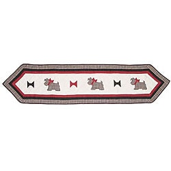 Scottie 72-inch Table Runner
