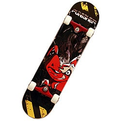 Punisher Skateboards Teddy 31.5-inch Complete Skateboard