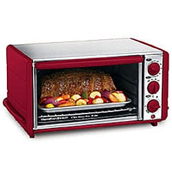 Shop Hamilton Beach 31173 6 Slice Toaster Broiler Free