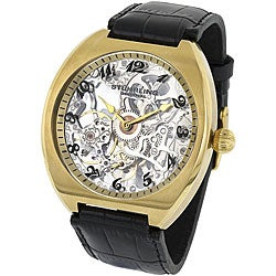 Stuhrling Original Men's Chernabog Skeleton Watch