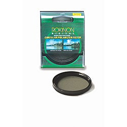 Rokinon 58mm HD Circular Polarized Filter