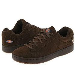 Dickies Slip Resistant Skate Shoe Brown Overstock 3594227