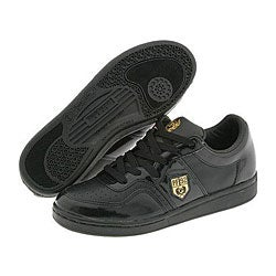 c4a6b0fffcd Phat Farm Baseline Stunnah Black/Gold | Overstock.com Shopping - The Best  Deals on Athletic